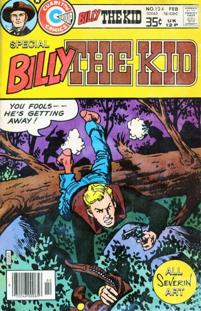 Billy the Kid Vol 1 124