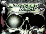 Blackest Night Vol 1 1