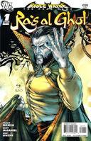 Bruce Wayne The Road Home Ra's al Ghul Vol 1 1
