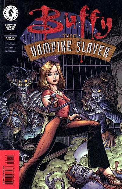 Buffy the Vampire Slayer Vol 1 1