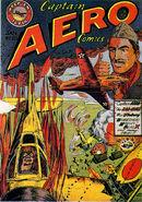 Captain Aero Comics Vol 1 10