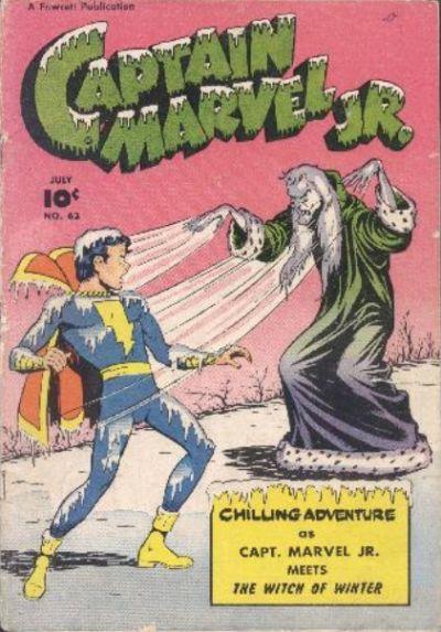 Captain Marvel, Jr. Vol 1 63