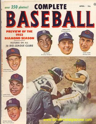 Complete Baseball Vol V 2