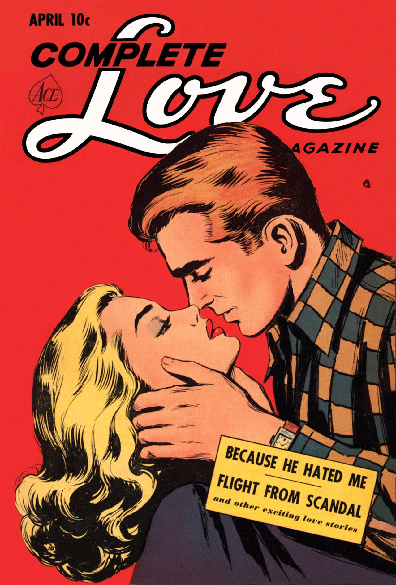 Complete Love Magazine Vol XXVII 1