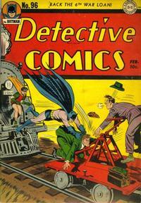 Detective Comics Vol 1 96