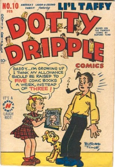 Dotty Dripple Vol 1 10