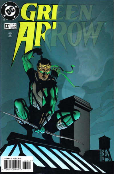 Green Arrow Vol 2 137