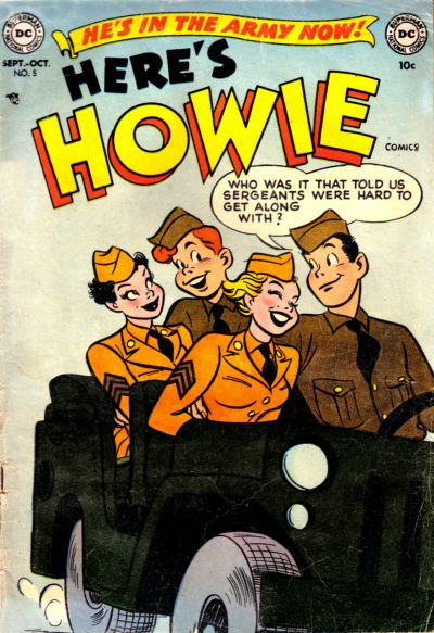 Here's Howie Vol 1 5