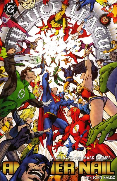 Justice League: Another Nail Vol 1 3