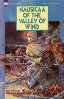 Nausicaa of the Valley of the Wind Vol 5 4