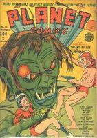 Planet Comics Vol 1 11