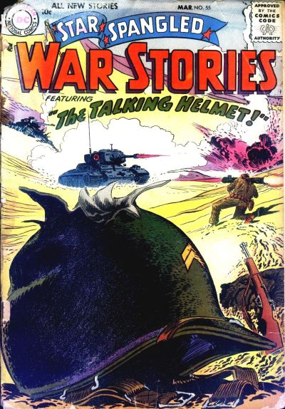 Star-Spangled War Stories Vol 1 55