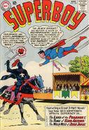 Superboy Vol 1 103
