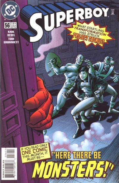 Superboy Vol 4 56