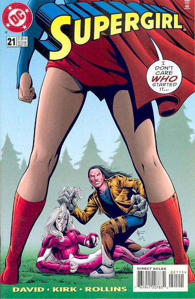 Supergirl Vol 4 21