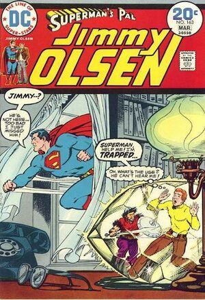 Superman's Pal, Jimmy Olsen Vol 1 163.jpg