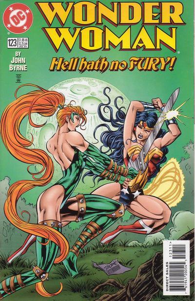 Wonder Woman Vol 2 123