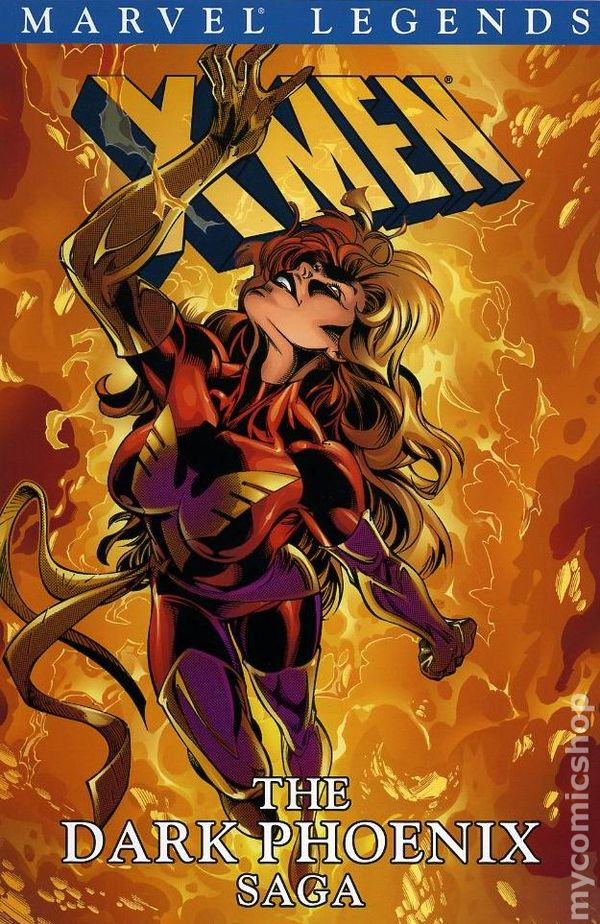 X-Men Legends: The Dark Phoenix Saga Vol 1 2