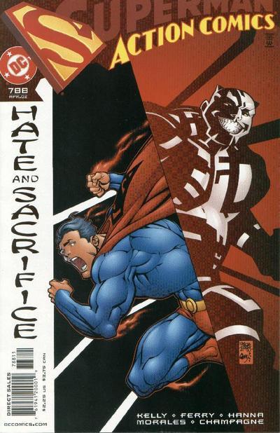 Action Comics Vol 1 788