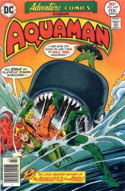 Adventure Comics Vol 1 449