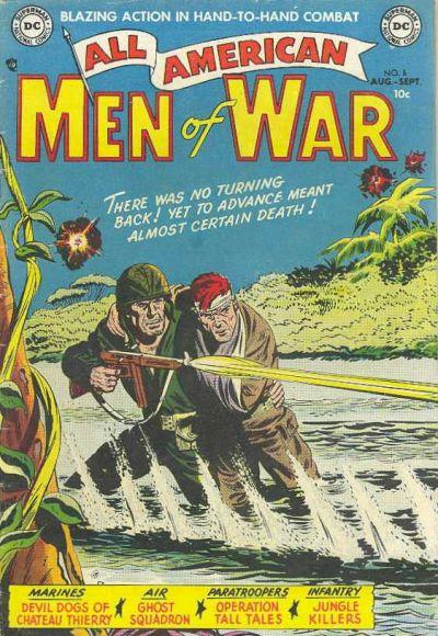 All-American Men of War Vol 1 6