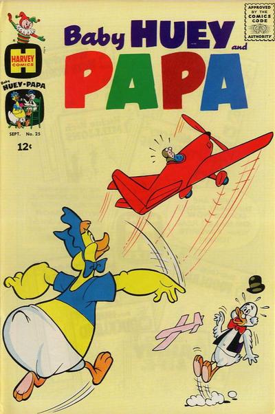 Baby Huey and Papa Vol 1 25