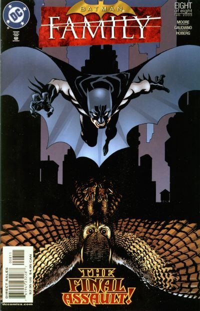 Batman: Family Vol 1 8