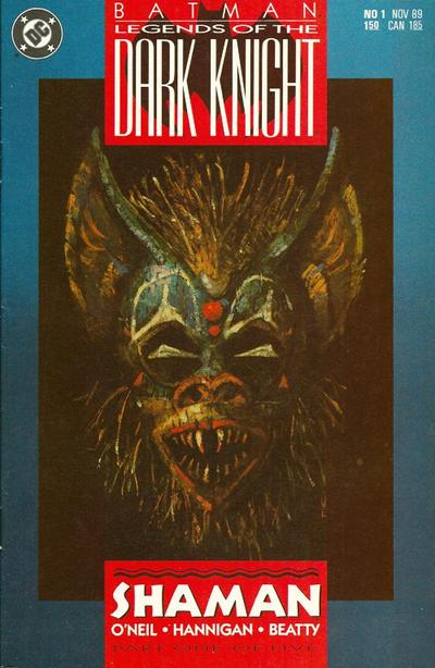 Batman: Legends of the Dark Knight Vol 1 1