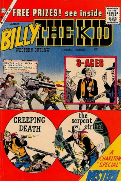 Billy the Kid Vol 1 20