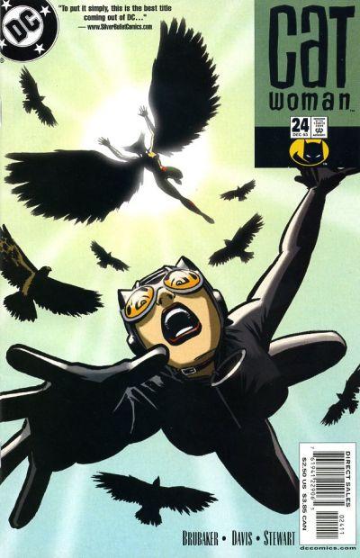 Catwoman Vol 3 24