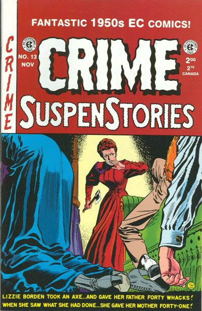Crime SuspenStories Vol 3 13