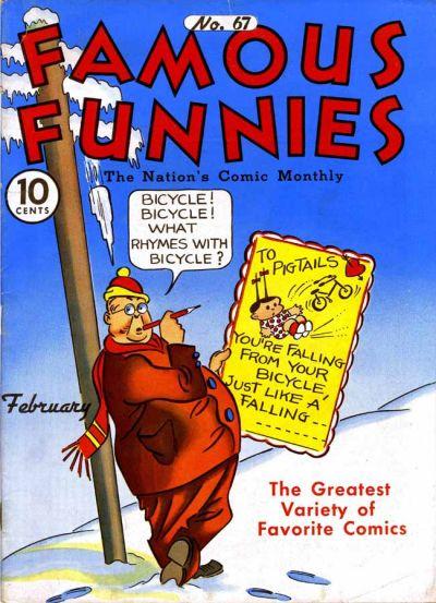 Famous Funnies Vol 1 67