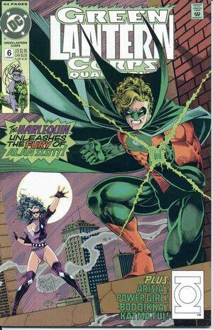 Green Lantern Corps Quarterly Vol 1 6.jpg