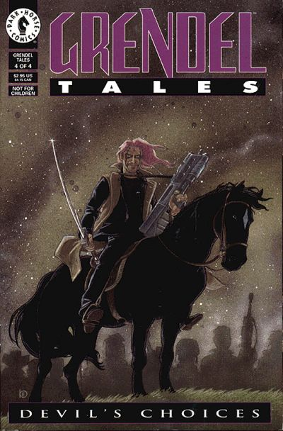 Grendel Tales: Devil's Choices Vol 1 4