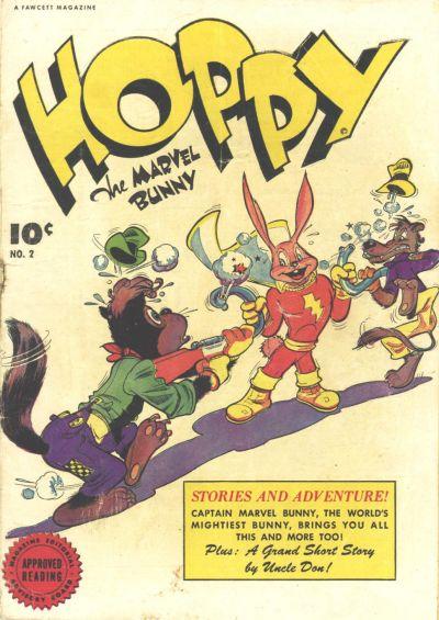 Hoppy the Marvel Bunny Vol 1 2
