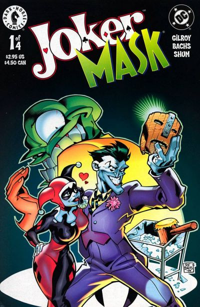 Joker/Mask Vol 1