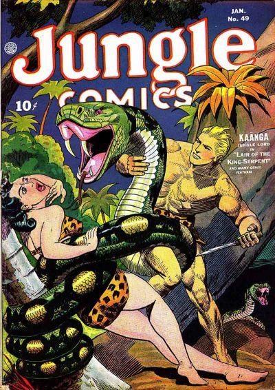 Jungle Comics Vol 1 49