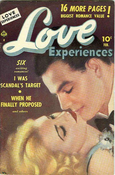 Love Experiences Vol 1 3