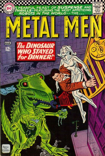 Metal Men Vol 1 18
