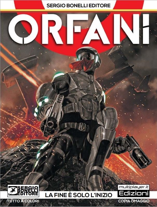 Orfani Vol 1