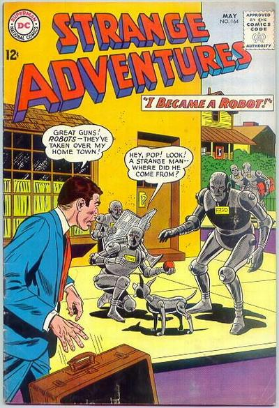 Strange Adventures Vol 1 164