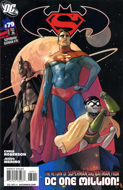 Superman/Batman Vol 1 79
