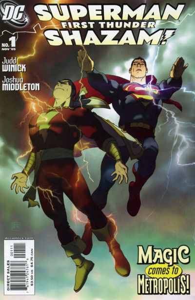 Superman/Shazam: First Thunder Vol 1 1
