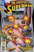 Adventures of Superman Vol 1 579