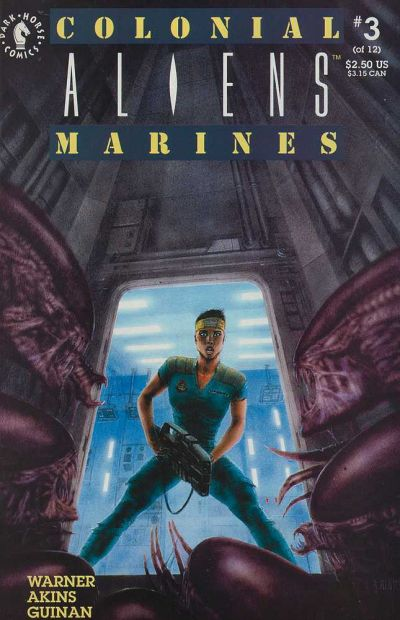 Aliens: Colonial Marines Vol 1 3