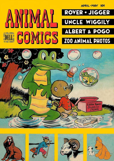 Animal Comics Vol 1 26