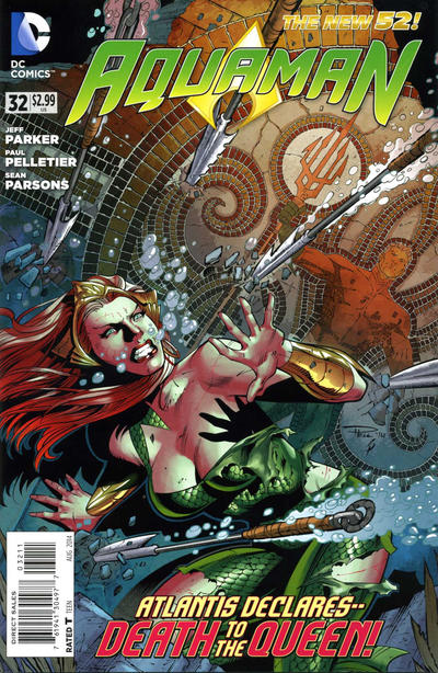 Aquaman Vol 7 32