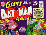 Batman Annual Vol 1 6