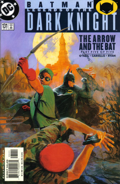 Batman: Legends of the Dark Knight Vol 1 131