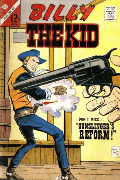 Billy the Kid Vol 1 60